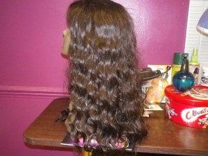 100% HUMAN HAIR WIGS (5)